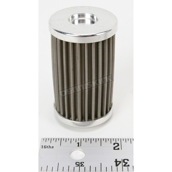 DT 1 Racing Stainless Steel Oil Filter - DT1-DT-09-50S
