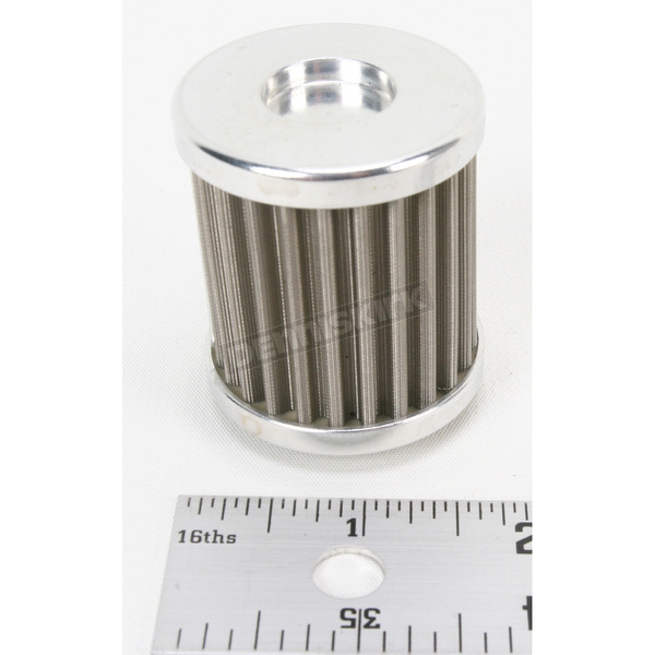 DT 1 Racing Stainless Steel Oil Filter - DT1-DT-09-51S