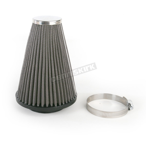 D & M Custom Cycle Black Filter for Ultimate Flow Air Cleaner - DM-433F