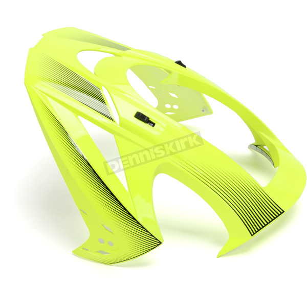 Icon Hi-Viz Variant Double Stack Replacement Visor - 0132-1079