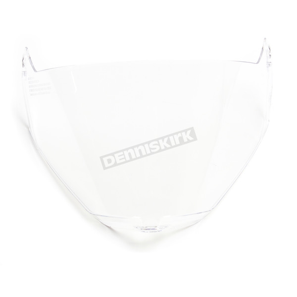 LS2 Clear Face Shield for Pioneer Hemets - 02-676