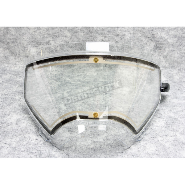 FXR Racing Clear Electric Shield for Torque X Helmets - 171747-0000-00