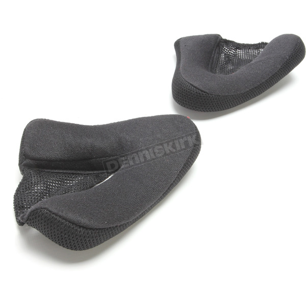 HJC Cheek Pad Set for HJC CL-MAX 2 Helmets - 17mm - 972-046