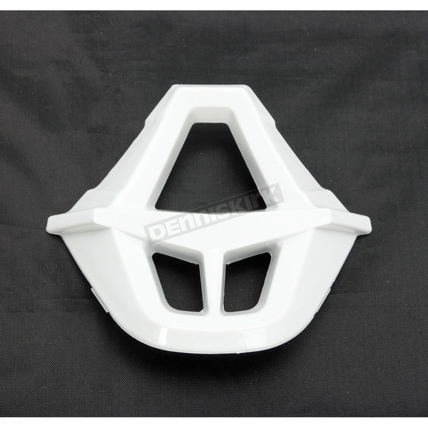 Fox White Replacement Mouthpiece for V1 Helmets - 05794-008-OS