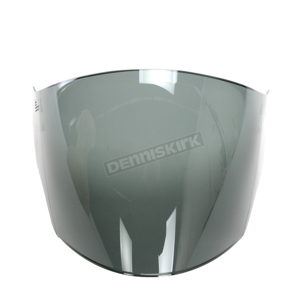 HJC Dark Smoke Replacement Anti-Scratch Shield for HJ-17R Helmets - 640-205