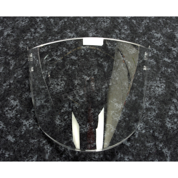 HJC Clear Replacement Anti-Scratch Shield for HJ-17R Helmets - 640-212