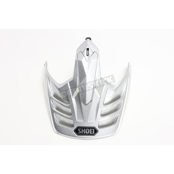 Metallic Silver Visor for Hornet X2 Helmet - 0224-6001-07