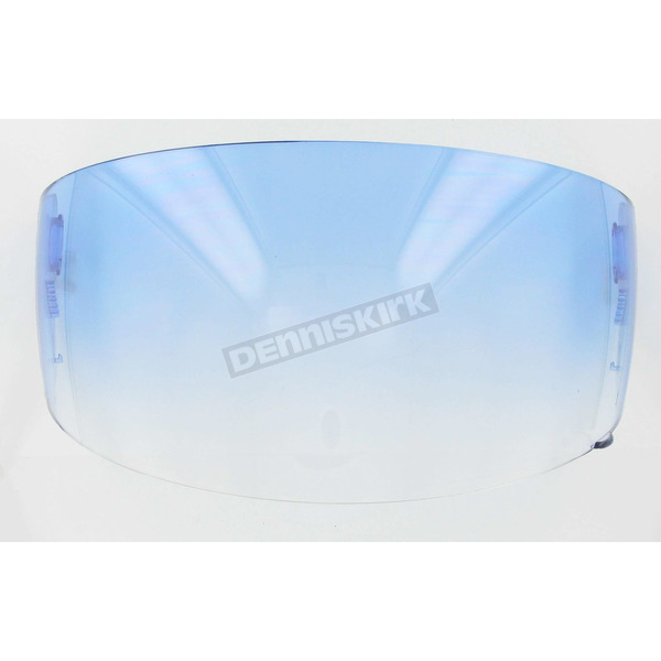 AFX Anti-Scratch Blue Gradient Shield for AFX Helmets - 01300127
