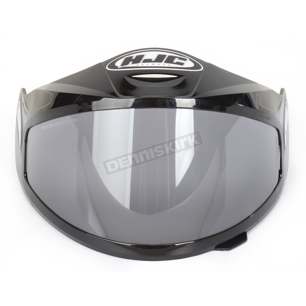 HJC HJ-09 Anti-Fog Double Lens Smoke Framed Shield for HJC and Joe Rocket Helmets - 152-368