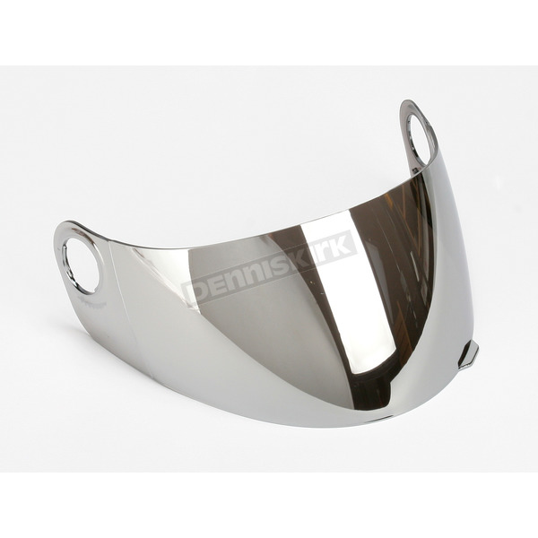 AFX Anti-Scratch Silver Mirror Shield for AFX Helmets - 0130-0244-680E