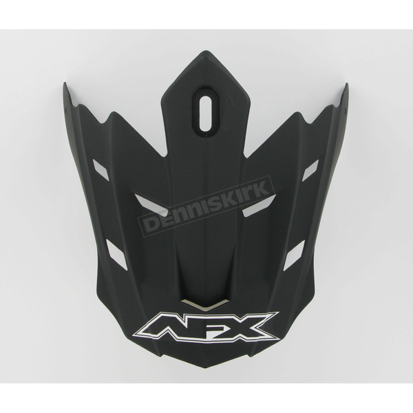 Flat Black Visor for AFX Helmets - 0132-0419