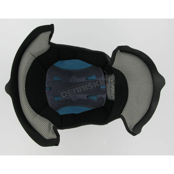 SixSixOne Black Helmet Liner for SixSixOne Helmets - 645105001