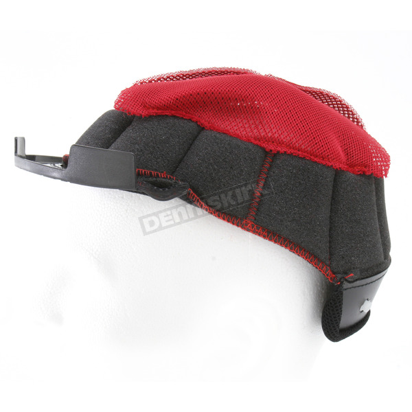 Thor Youth Red Q2 Helmet Liner - 0134-1014
