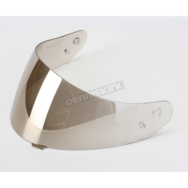 HJC HJ-17 Silver Mirrored Shield for HJC Helmets - 956-224