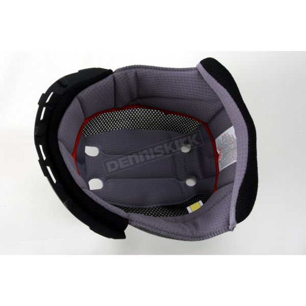HJC Gray Helmet Liners for IS-Max Helmets - 60-1402E