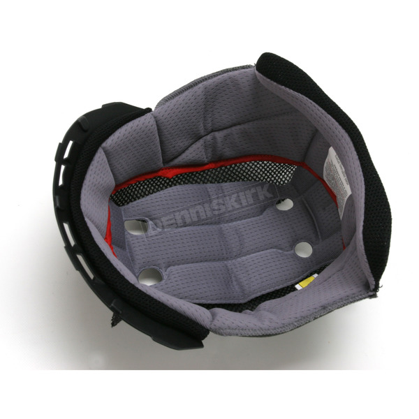 HJC Gray Helmet Liners for IS-Max Helmets - 956-027