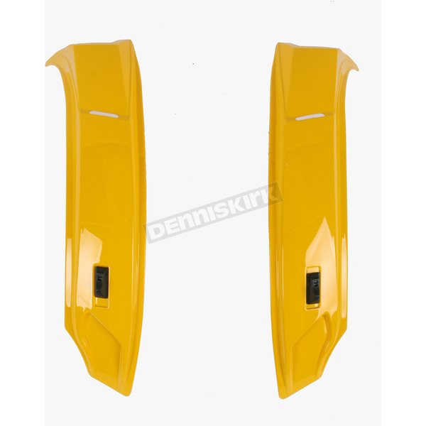 Icon Yellow Super Vent for Icon Alliance Helmets - 01330