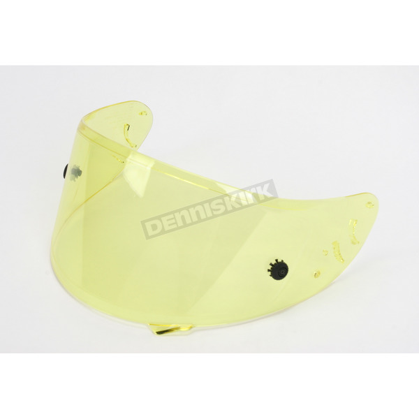 Shoei Helmets Hi-Def Yellow Shield for Shoei Helmets - 0213-9503-00