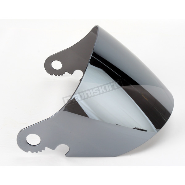 AFX Silver Mirror Anti-Scratch Outer Shield for AFX FX-50 Helmet - 0130-0398