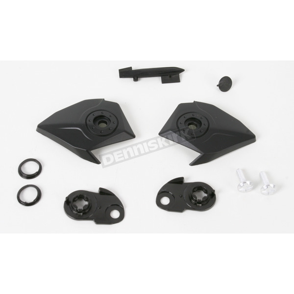 AFX Side Cover Kit w/Ratchet Kit for FX-39DS Dual Sport Helmets - 0133-0603