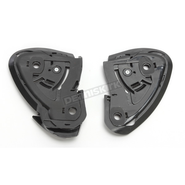 Shoei Helmets Black Base Plate for Modular Helmet - 0213-0605-00