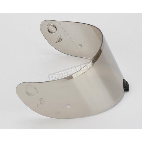 HJC Silver RST Mirrored Shield for HJC RPS-10 Helmets - 1550-224