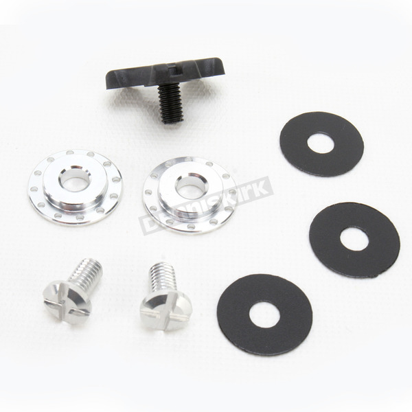 AGV Visor Screws for AX-8 Helmets - KIT75130999