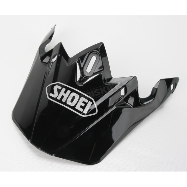 Shoei Helmets Black VFX-W Off-Road Visor - 0245-6001-05
