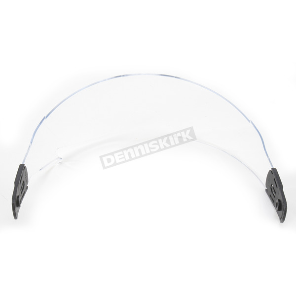 AFX Clear Anti-Scratch Shield w/Clips - 0130-0419