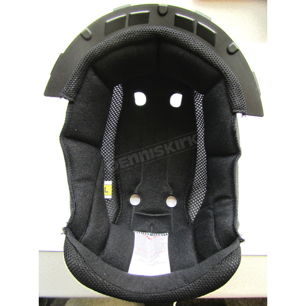 HJC Black 15mm Helmet Liner for HJC Helmets - 60-2202F