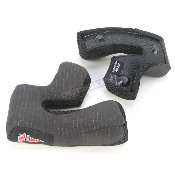 Bell Helmets Cheek Pad Set for Moto-9 Helmets - 2026950