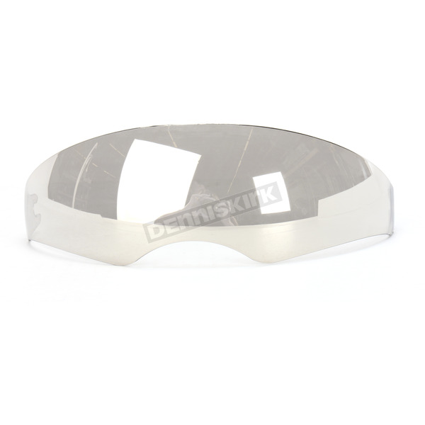 Bell Helmets Silver/Mirror, Anti-Scratch Inner Shield  - 0130-0437