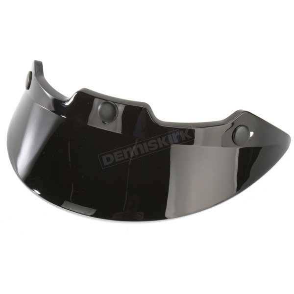 Bell Helmets Black Visor for Bell Shorty Helmet - 107697