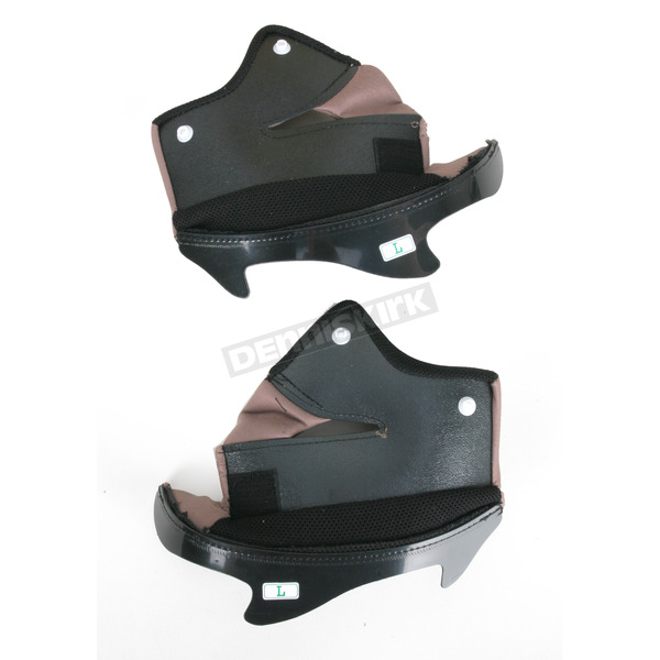 Icon Cheekpads for Airframe Helmets - 20mm - 0134-1384