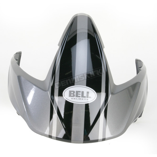 Bell Helmets Titanium/Black Visor Kit for Mag 9 Rally Helmets - 2035465