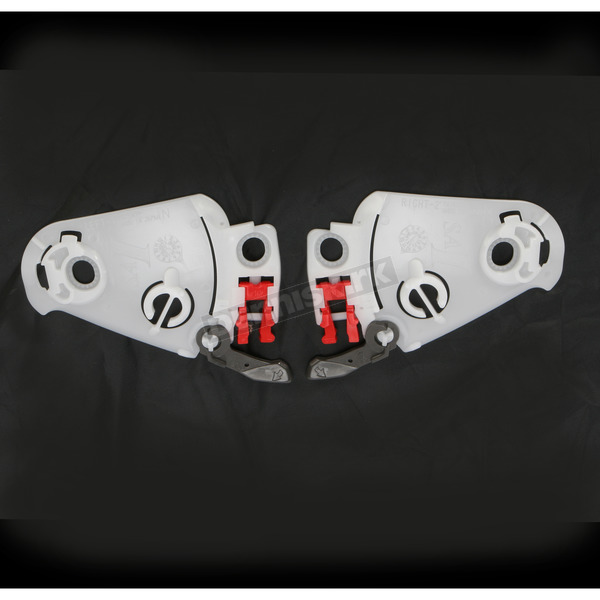 Arai Helmets Base Plate Set - 811117