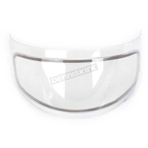 AFX AMPD Clear Dual-Lens Snow Shield for AFX FX-105 and FX-120 Helmets - 0130-0494