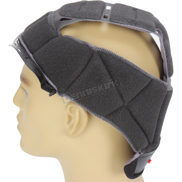 HJC Gray IS-17 Helmet Liner - 582-011
