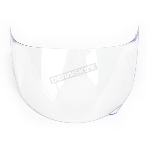 Scorpion Clear Everclear No-Fog/Anti-Scratch Face Shield for EXO-R410, T510, R710, T1200, R2000 - 52-526-50