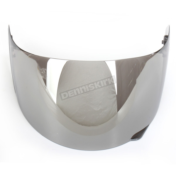 Scorpion Silver Mirror Everclear No-Fog/Anti-Scratch Face Shield for EXO-R410, T510, R710, T1200, R2000 - 52-526-69