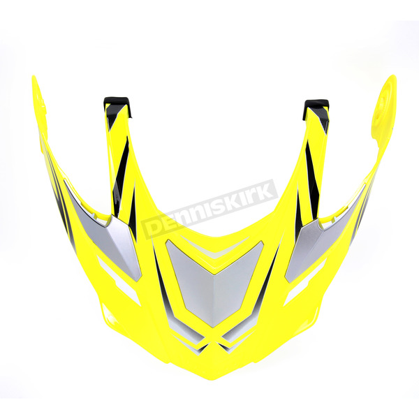 AFX Hi-Vis Yellow Multi FX-55 Visor - 0132-0869