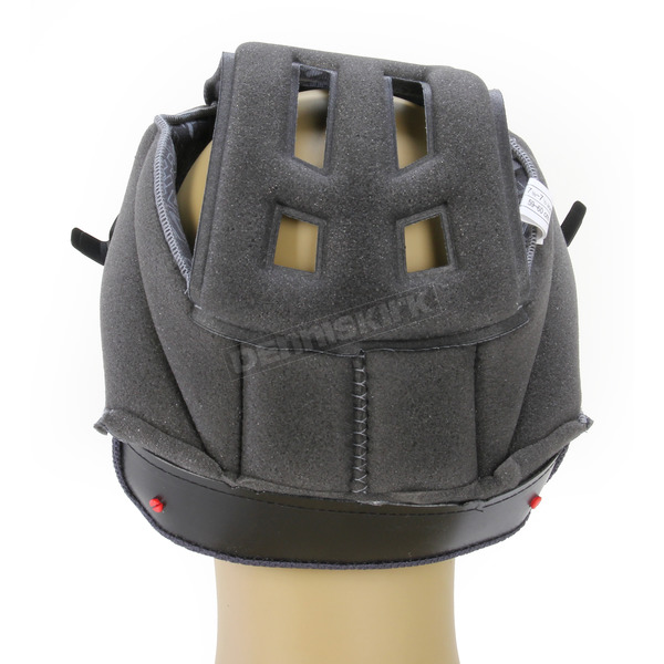 HJC Gray Liner for CL-X7 Helmets - 12mm - 740-031