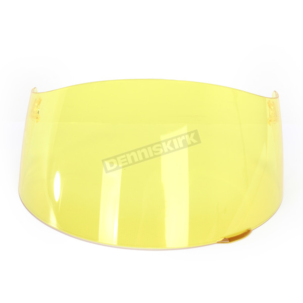 ODI Yellow GT2-1 Anti-Scratch/Anti-Fog Shield - KV12B4A2001