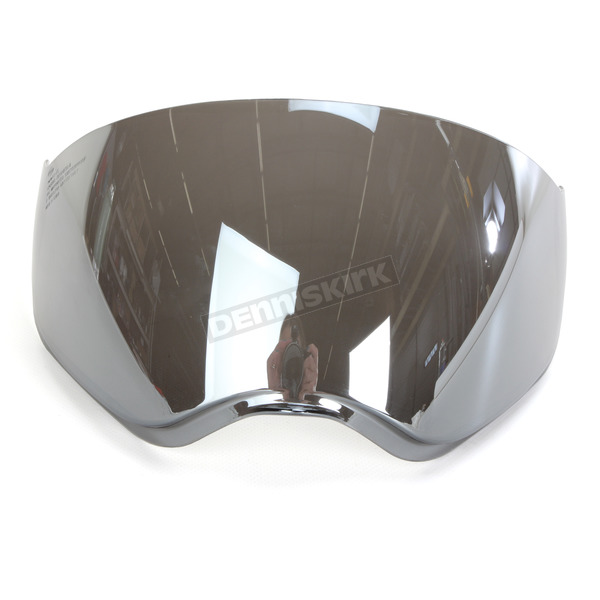 Bell Helmets Iridium Dark Silver Shield for MX-9 Adventure Helmets - 8031107