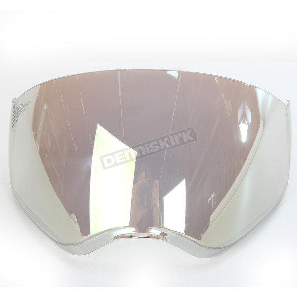 Bell Helmets Iridium Light Gold Shield for MX-9 Adventure Helmets - 8031108