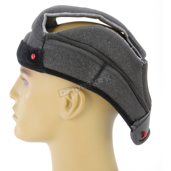 Bell Helmets Black Top Liner for Qualifier Helmets - 8013370