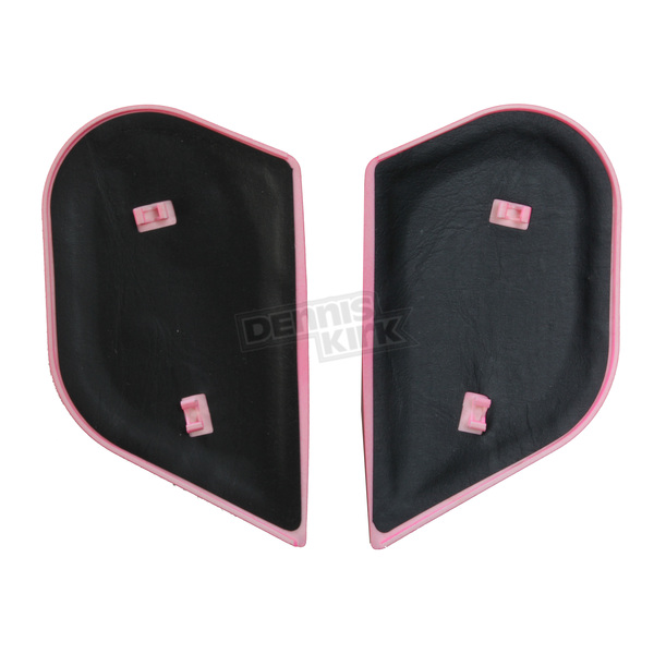 Icon Pink Alliance Crysmatic Sideplates - 0133-0851