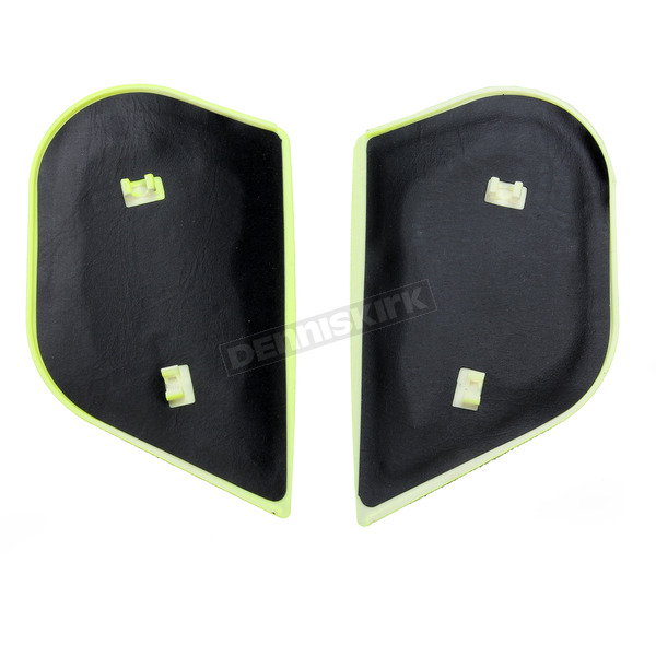 Icon Hi Viz Alliance Crysmatic Sideplates - 0133-0853