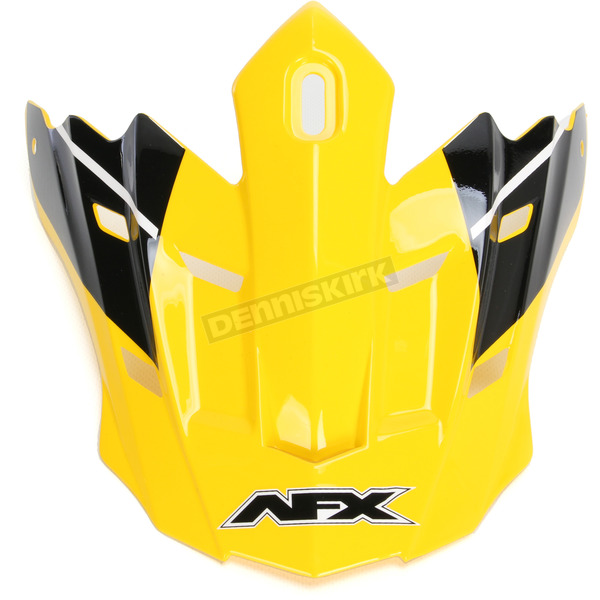 AFX FX-17 Visor for the Yamaha Vintage Helmet - 0132-0950