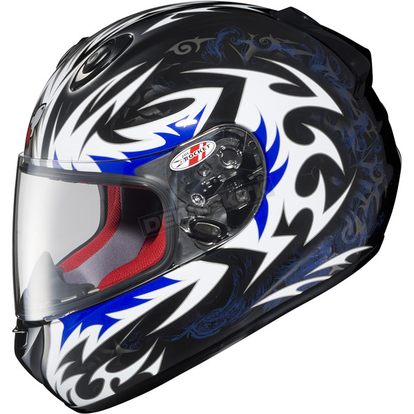 Joe Rocket RKT-201 Abyss Multi Helmet - 122-926